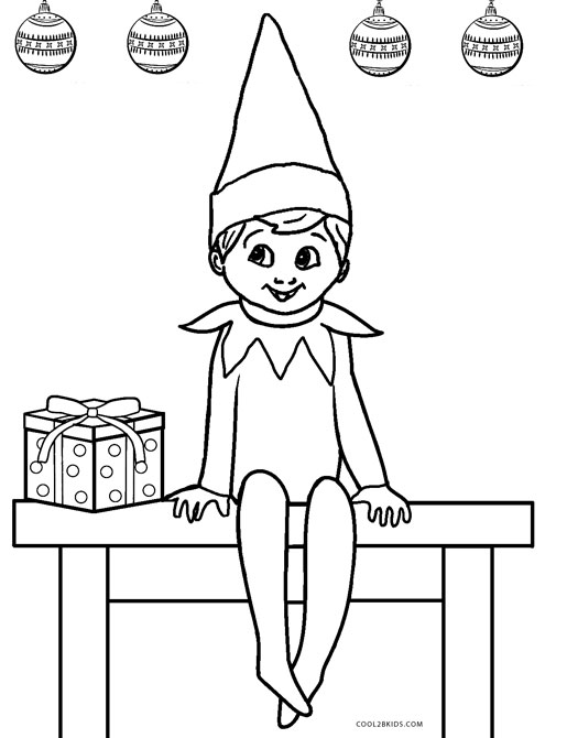 elf on the shelf coloring page free elf on the shelf coloring pages i heart naptime the coloring page shelf elf on