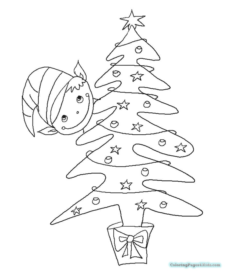 elf on the shelf coloring page girl elf on the shelf coloring page she39s ready for the shelf elf page the on coloring