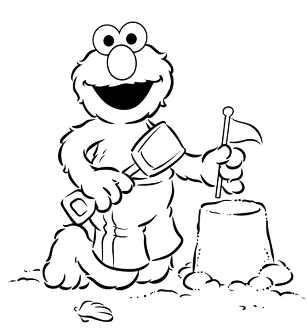 elmo coloring pages printable elmo coloring pages printable coloring printable elmo pages