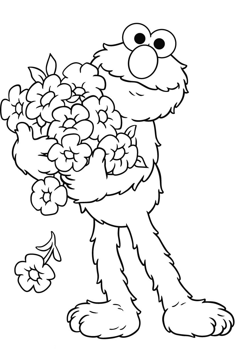 elmo coloring pages printable elmo coloring pages to download and print for free elmo pages coloring printable