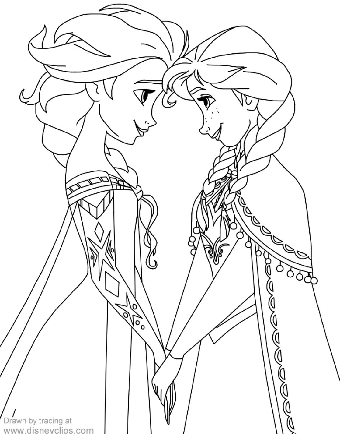 elsa and anna pictures to color anna and elsa coloring pages elsa coloring pages frozen pictures to anna color elsa and