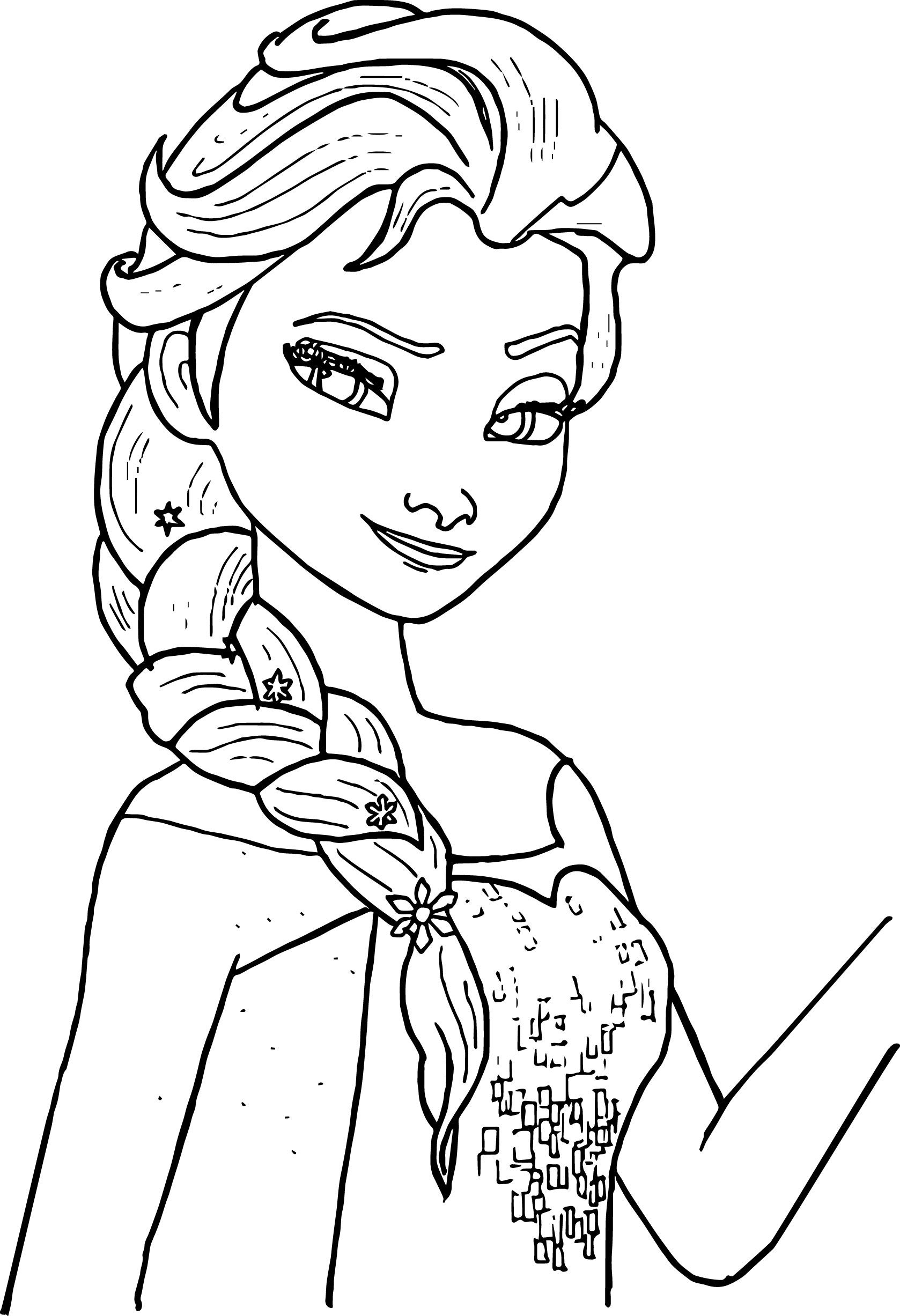 elsa cartoon coloring pages elsa coloring pages to download and print for free elsa coloring cartoon pages