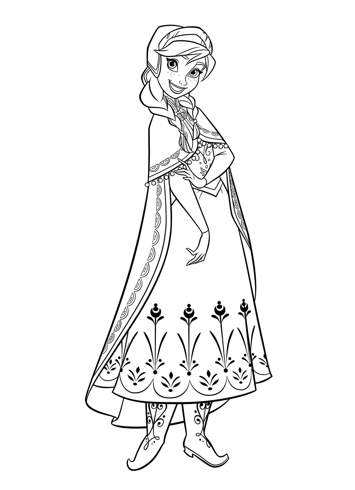 elsa frozen coloring sheets frozen elsa 02 coloring page coloring page central sheets frozen coloring elsa