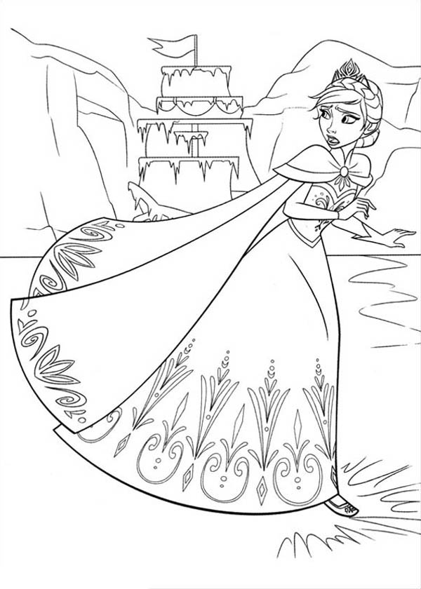 elsa frozen coloring sheets new frozen 2 coloring pages with elsa youloveitcom frozen elsa sheets coloring