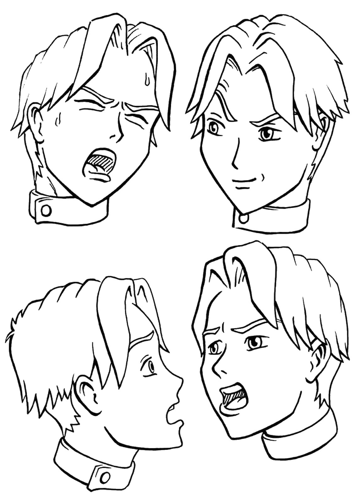 emotions coloring pages feelings coloring pages coloring pages emotions