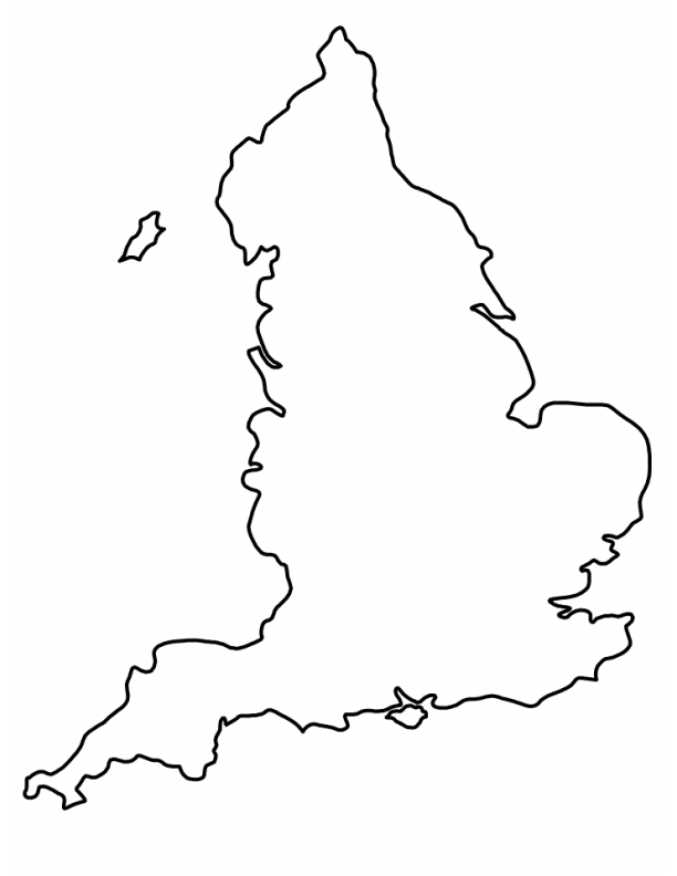 england map silhouette index of coloringpagescountriesengland england map silhouette