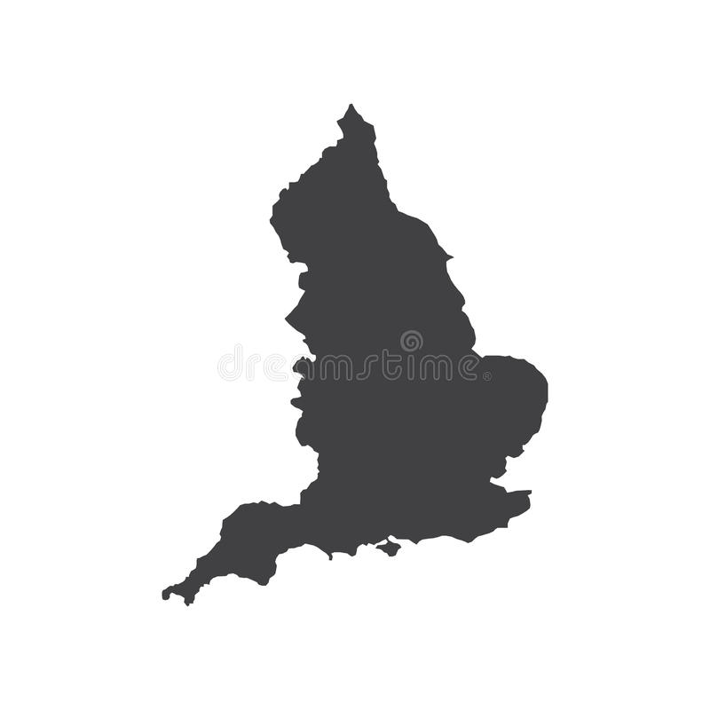 england map silhouette silhouette signts of 8 cities of england london map england silhouette