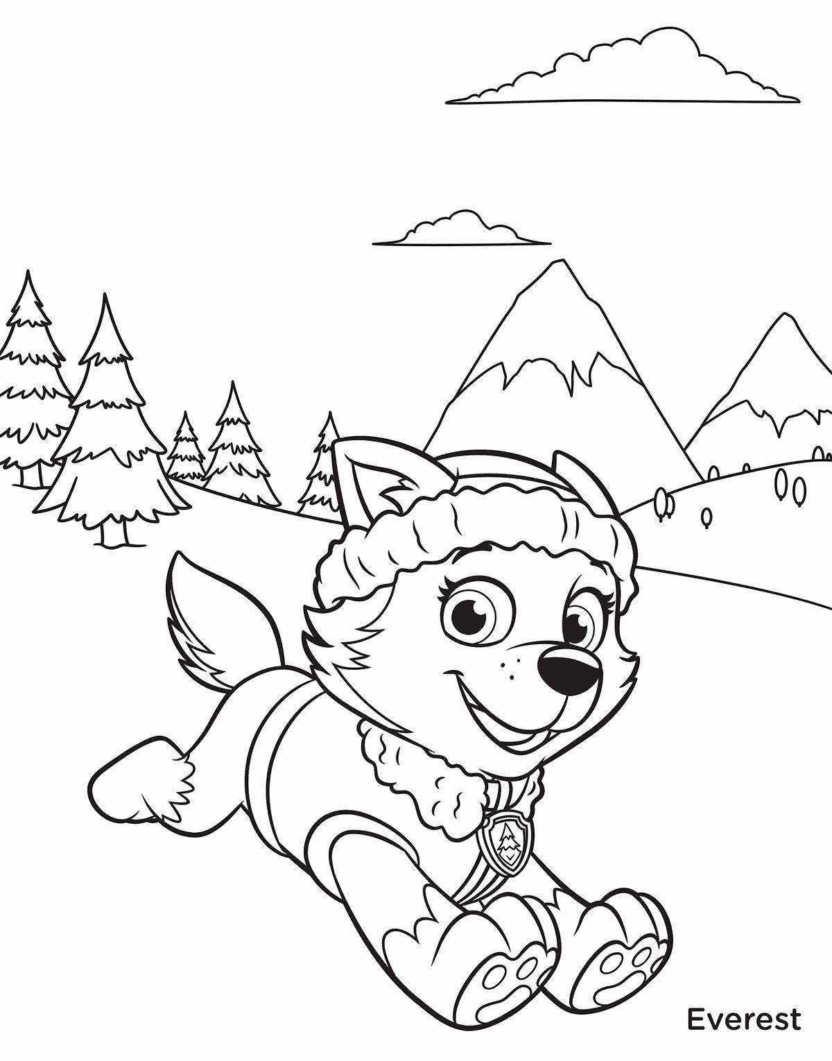 everest coloring page coloring pages everest vbs coloring pages new 100 page coloring everest