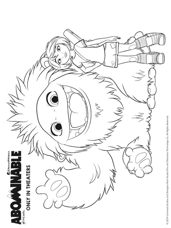 everest coloring page everest coloring page page everest coloring