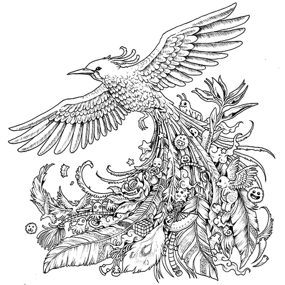 extreme coloring pages animorphia an extreme colouring book and search challenge pages extreme coloring