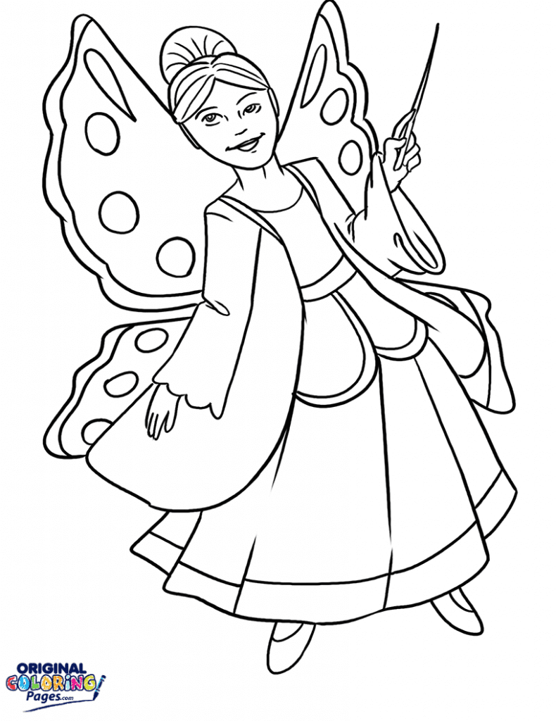 fairy godmother coloring page fairy godmother coloring page coloring pages original fairy godmother page coloring