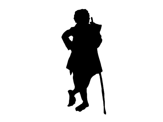 famous person silhouette silhouette famous faces at getdrawings free download famous person silhouette