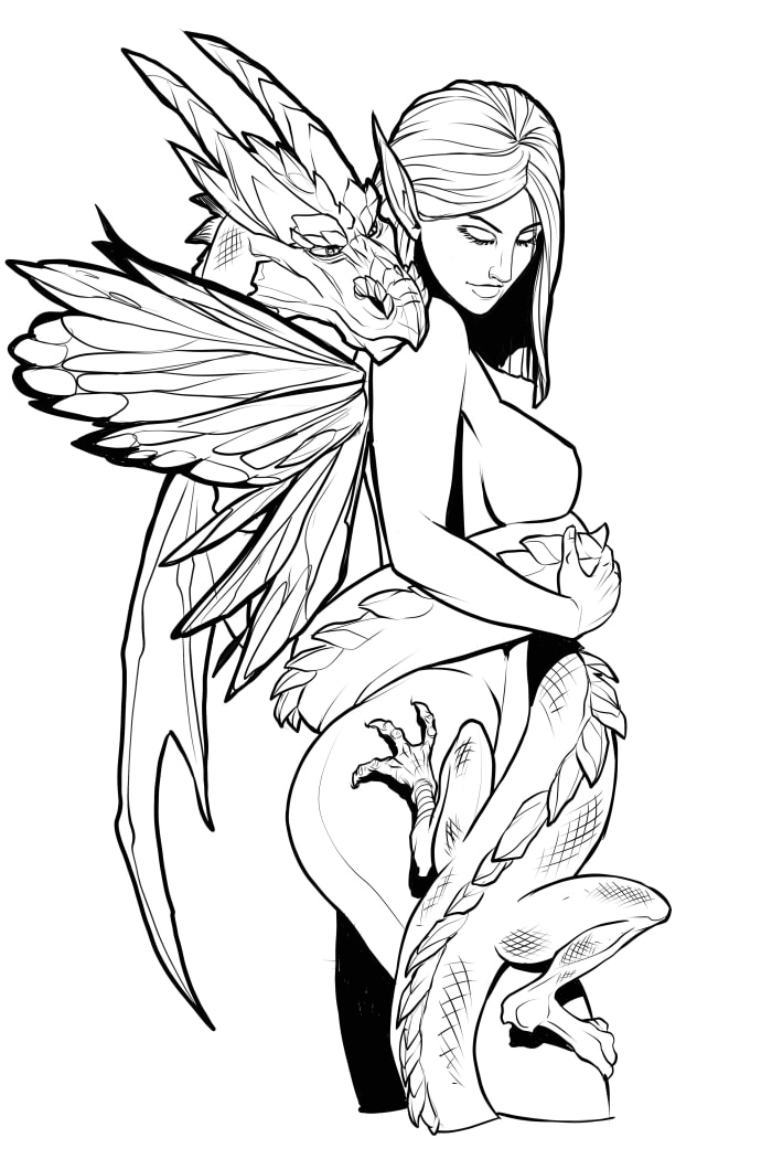 fancy coloring pages advanced fantasy coloring pages at getcoloringscom free coloring fancy pages