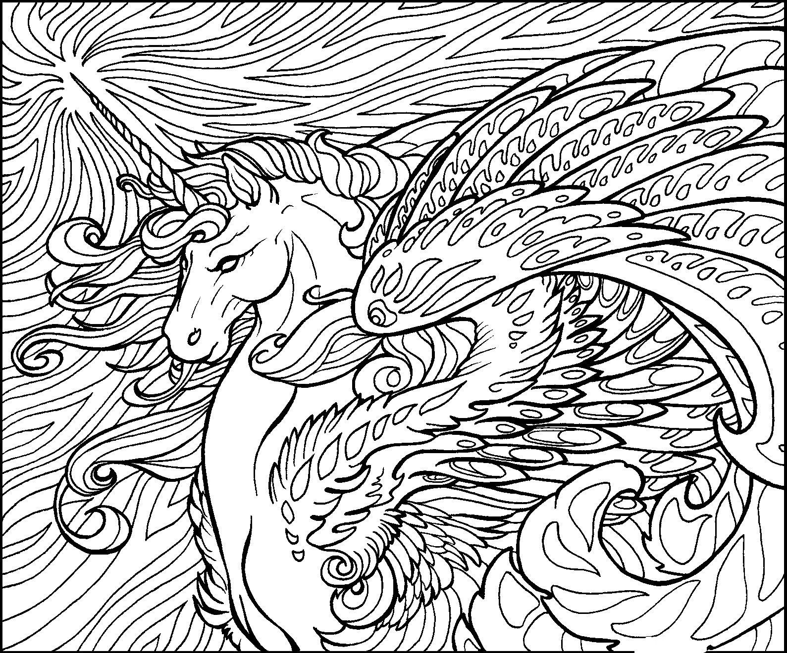 fancy coloring pages free printable fantasy coloring pages for kids best coloring fancy pages