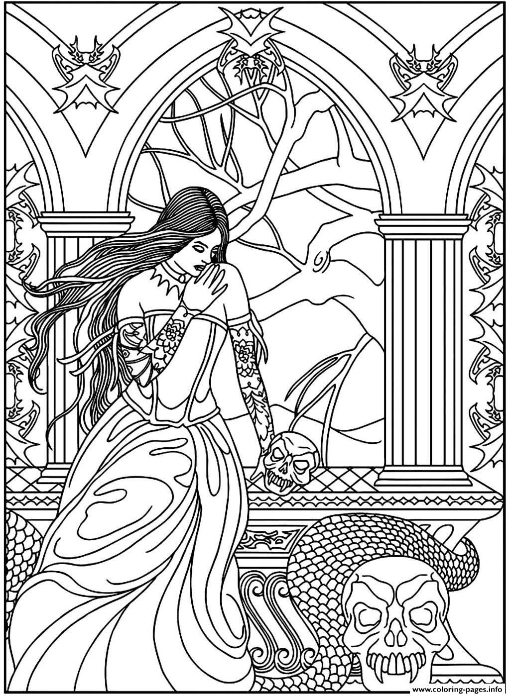 fancy coloring pages free printable fantasy coloring pages for kids best pages coloring fancy