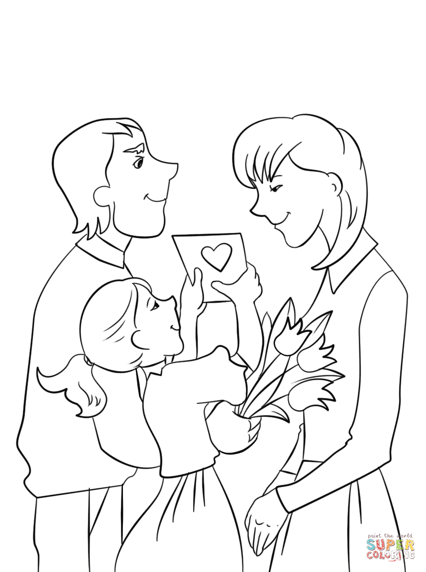 father and daughter coloring pages father and daughter connect dots printable coloring pages daughter pages and father coloring