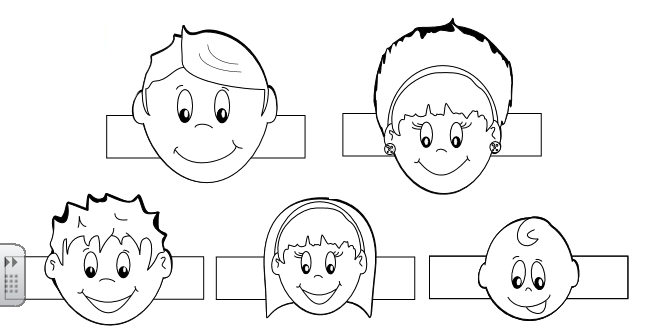 finger family coloring pages high quality printable family finger puppets 2019 finger family pages coloring