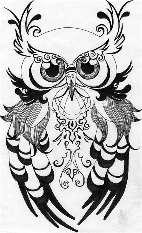 finished owl coloring pages 100 ideas to try about owls trees funny and feathers pages coloring finished owl