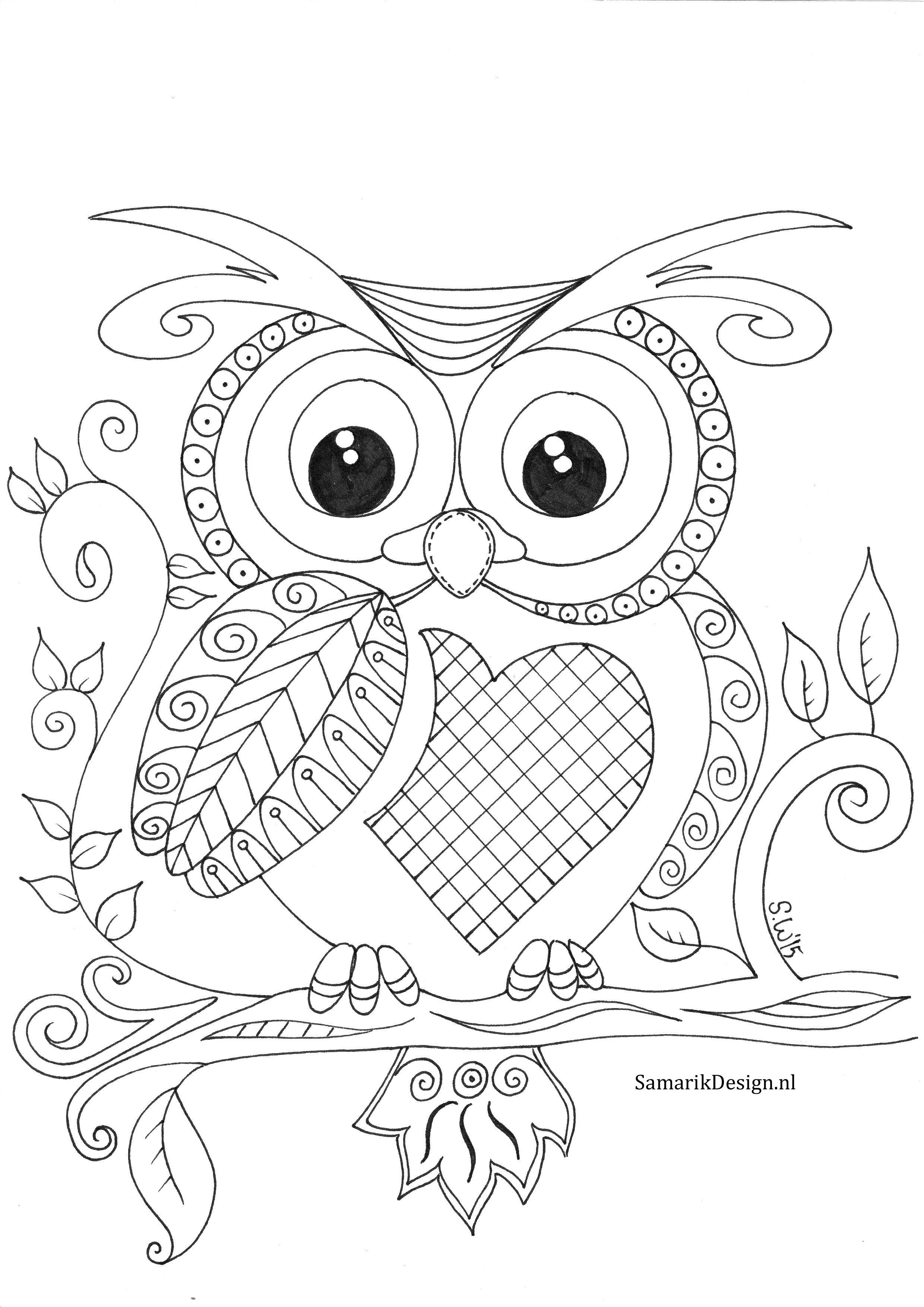 finished owl coloring pages realistic barn owl drawing at getdrawings free download coloring owl pages finished
