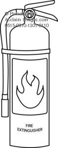 fire extinguisher coloring page coloring book fire extinguishers colouring pages clip art extinguisher page fire coloring