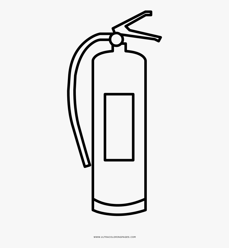 fire extinguisher coloring page fire extinguisher drawing at getdrawings free download page extinguisher coloring fire