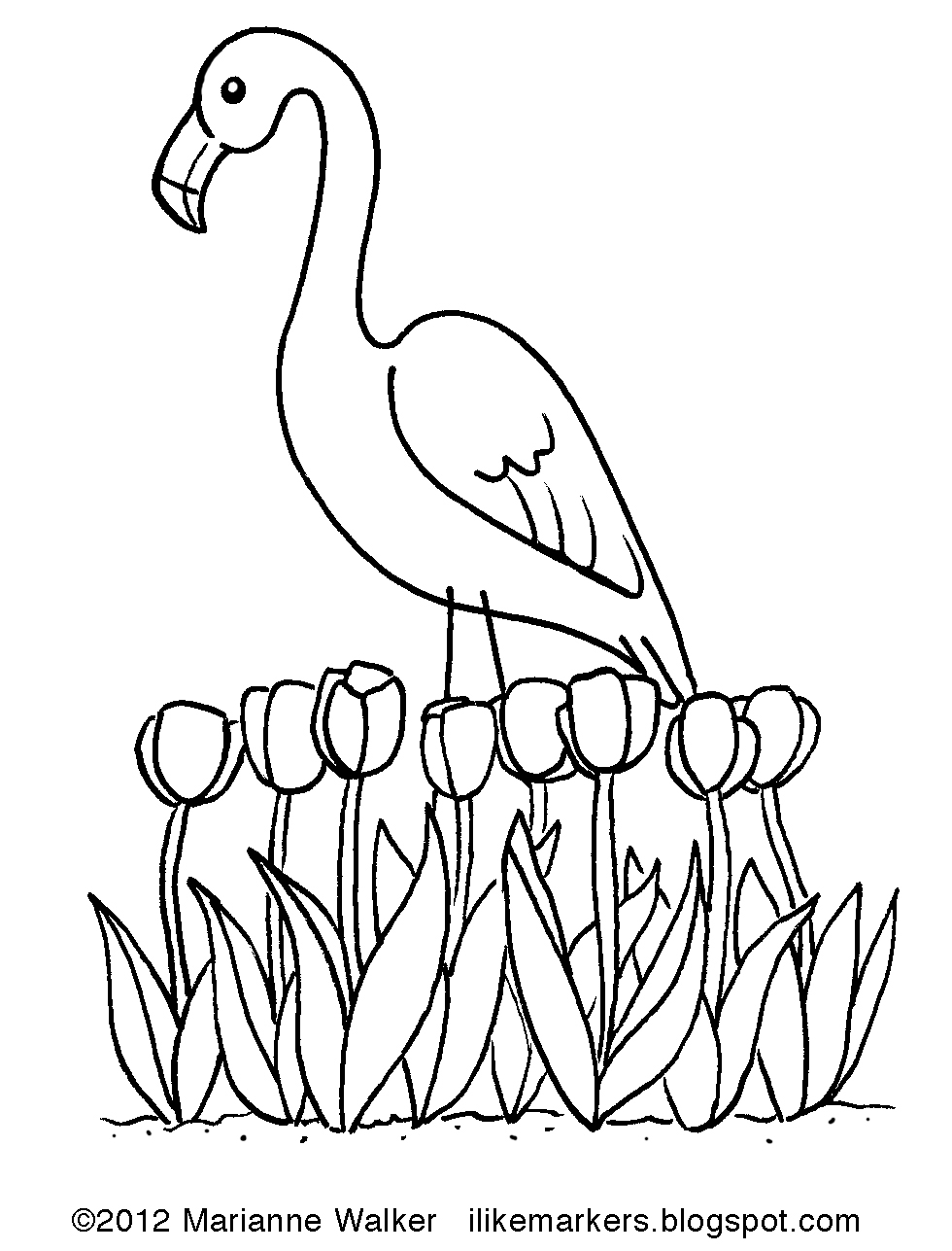 flamingo coloring pages pink flamingo coloring pages coloring home pages flamingo coloring