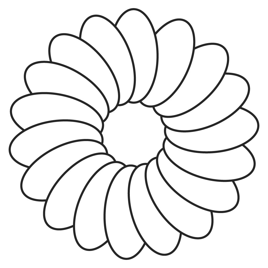 flower templates for coloring free printable flower templates clipart free download on coloring for templates flower