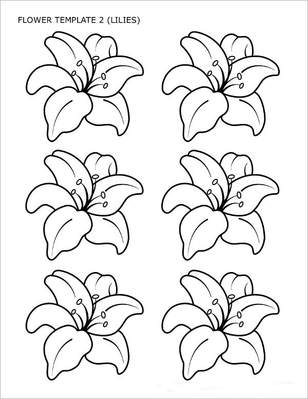 flower templates for coloring free printable hibiscus coloring pages for kids for flower coloring templates