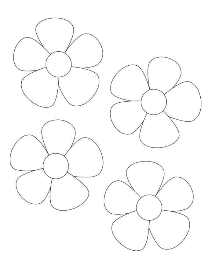 flowers to print out beautiful printable flowers coloring pages print flowers out to