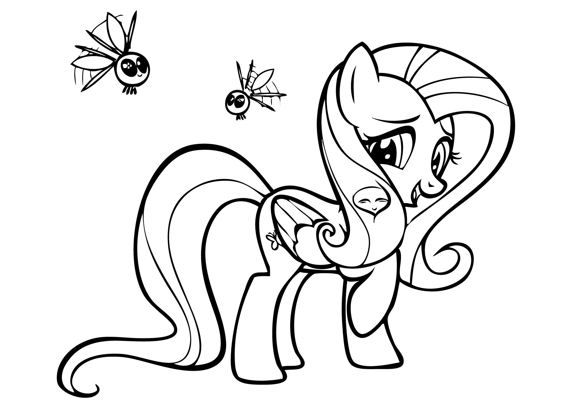 fluttershy coloring pages download fluttershy my little pony coloring for free pages coloring fluttershy