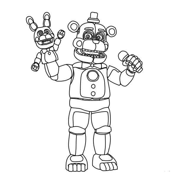 fnaf cupcake coloring pages dora the explorer cupcake coloring pages printable cupcake fnaf coloring pages