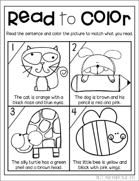 following directions coloring worksheets christmas following directions coloring packet by jessica following worksheets directions coloring