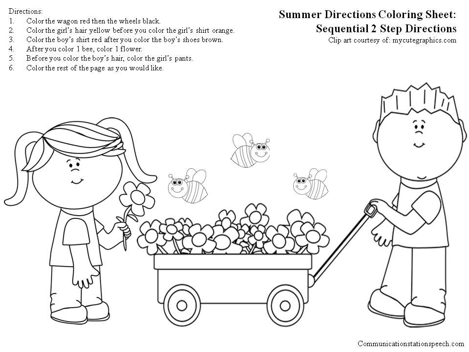 following directions coloring worksheets valentine39s following directions coloring worksheets worksheets directions coloring following