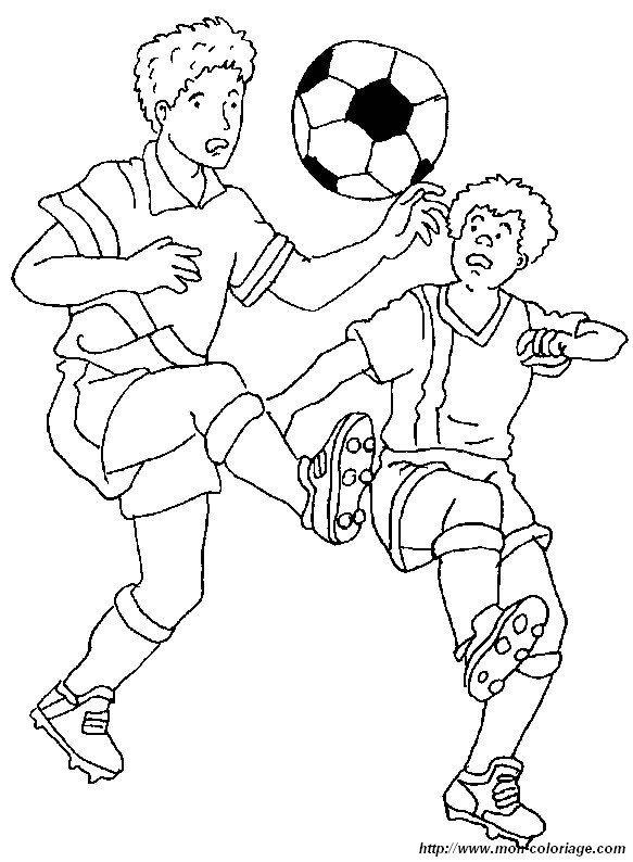 football color page coloring sport page soccer football coloring page 07 football page color