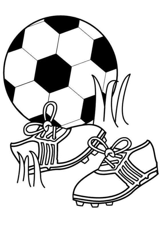 football color page free printable football coloring pages for kids best page color football