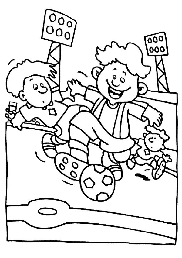 football coloring pages online get this football player coloring pages printable for kids coloring football pages online