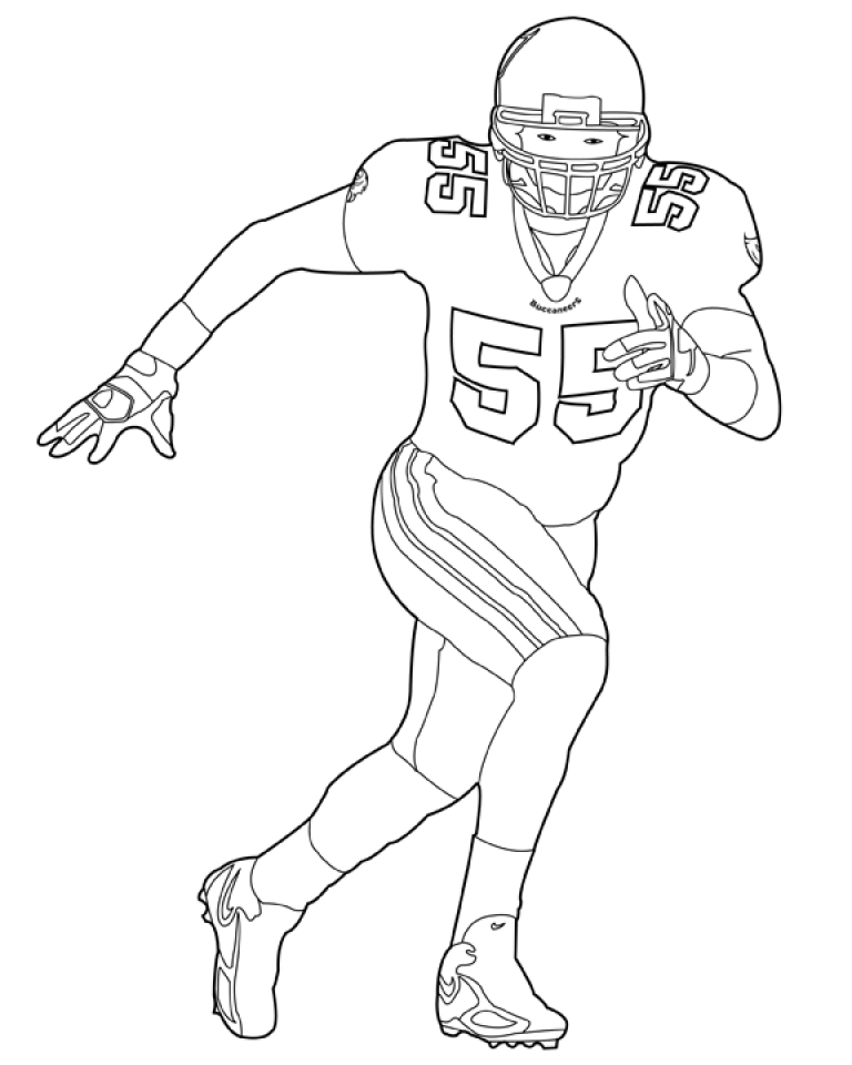 football player coloring sheet get this football player coloring pages printable for kids football sheet coloring player