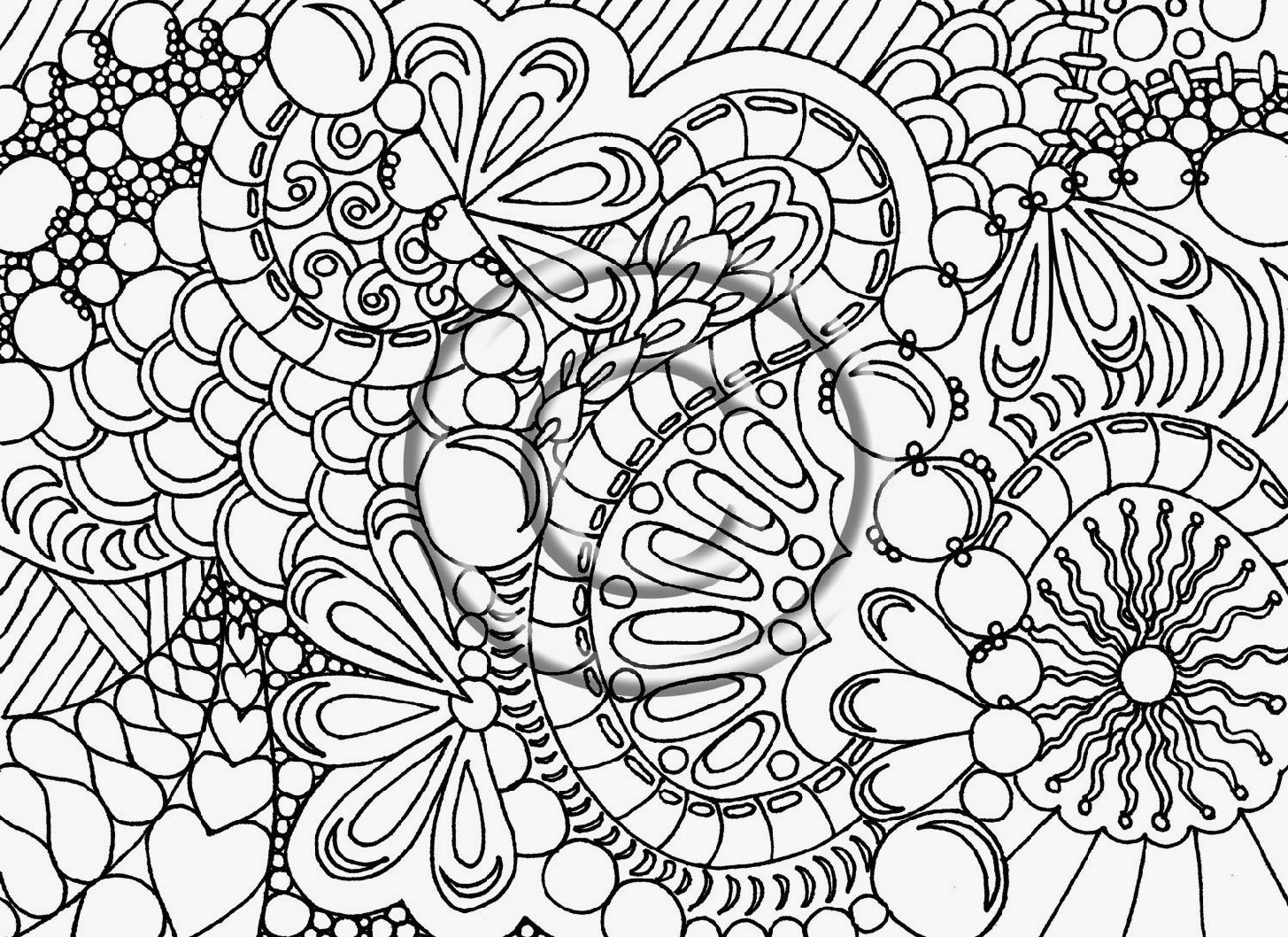 for coloring book free printable abstract coloring pages for adults coloring book for