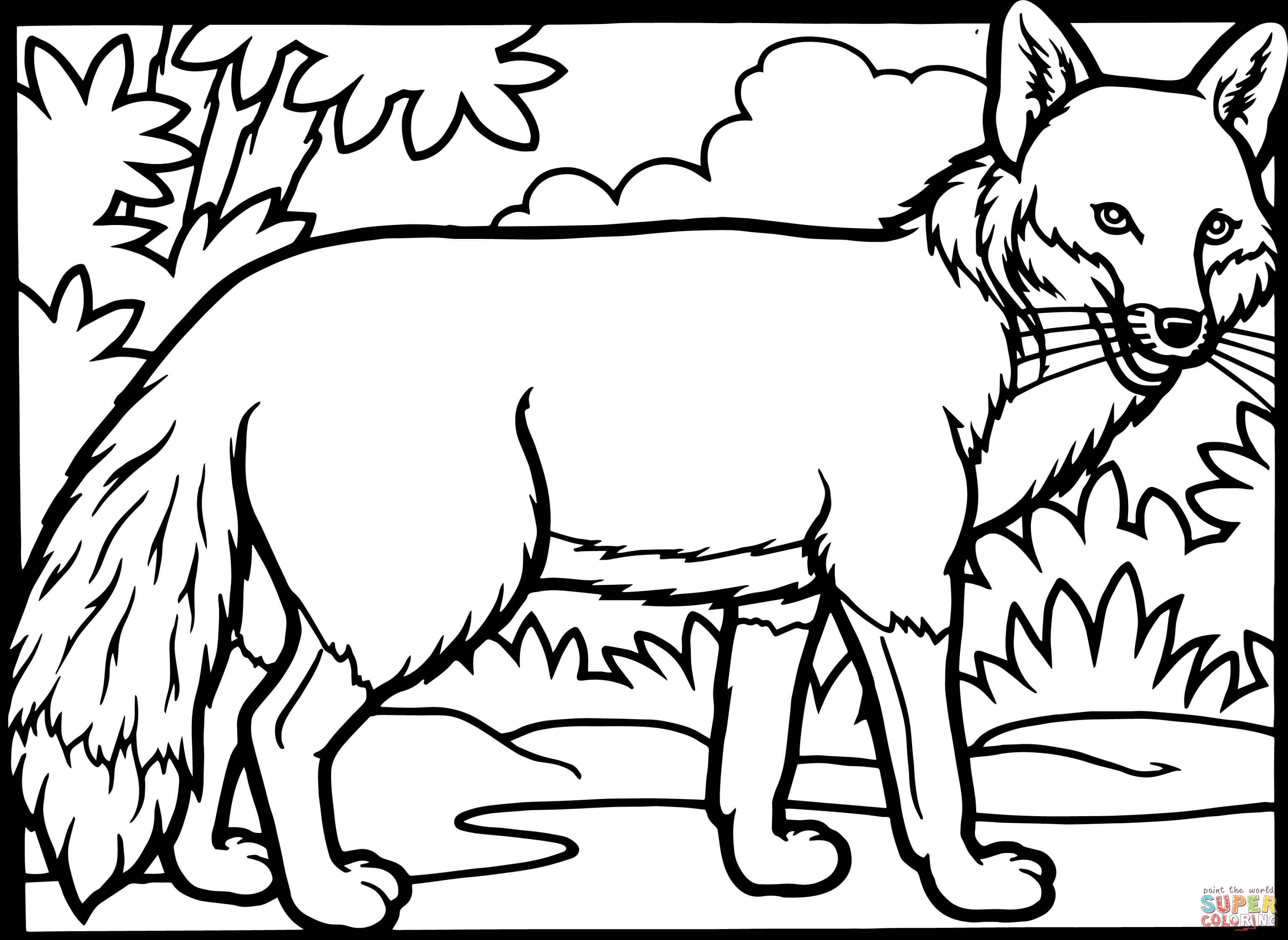 fox face coloring page fox coloring pages free printable fox coloring page coloring face page fox