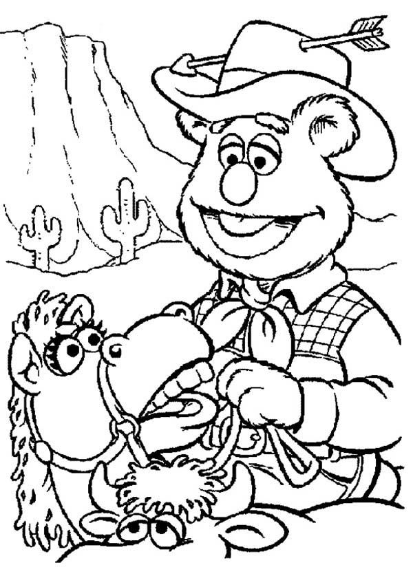 fozzie bear coloring pages baby bear cute teddy coloring pages fozzie fozzie bear pages bear coloring fozzie