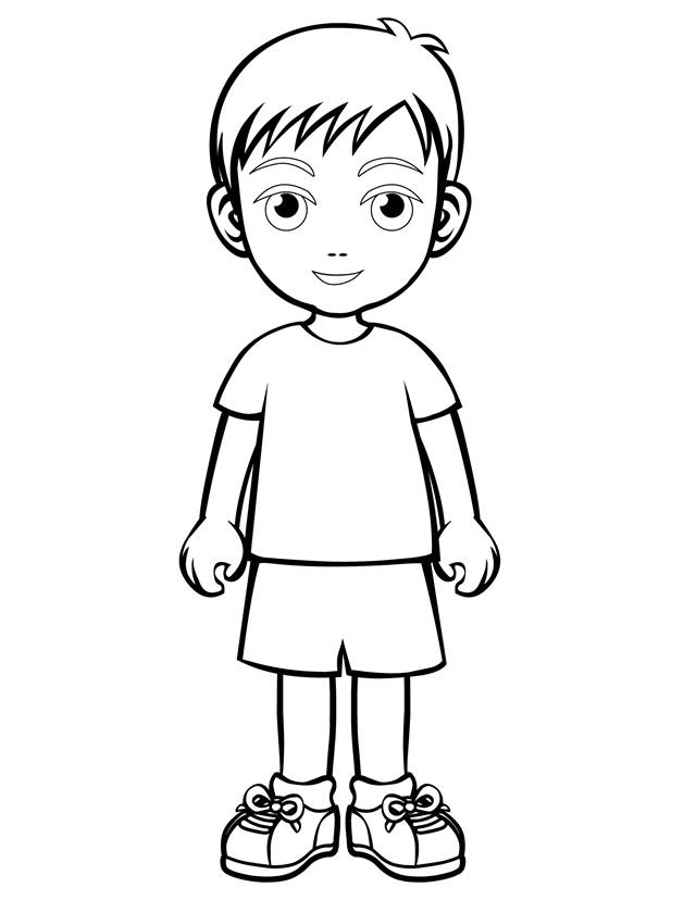free boy coloring pages coloring pages for kids boys pages free boy coloring