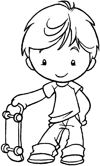 free boy coloring pages free african american coloring pages for kids at coloring pages free boy