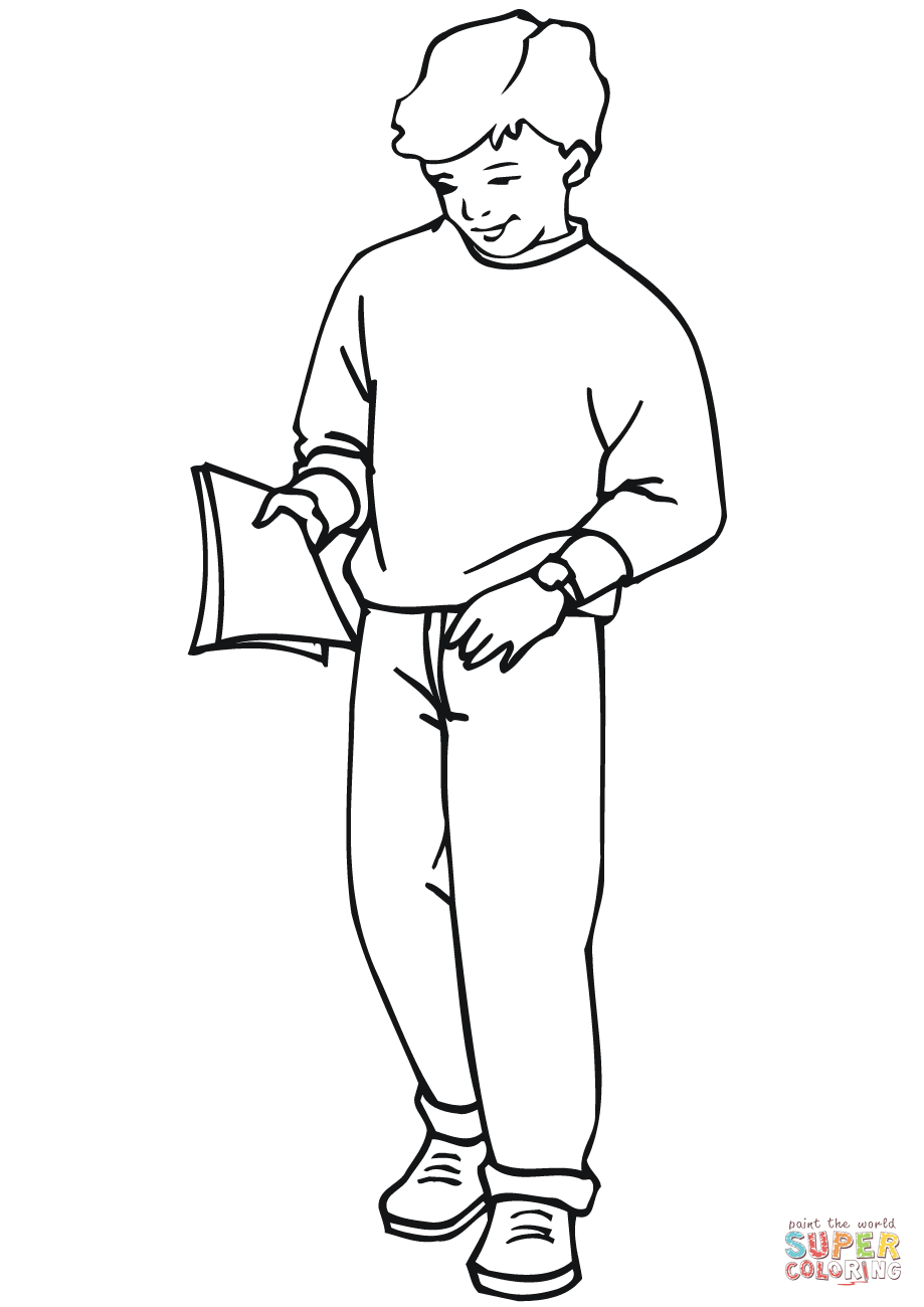 free boy coloring pages free boy coloring pages pages boy free coloring