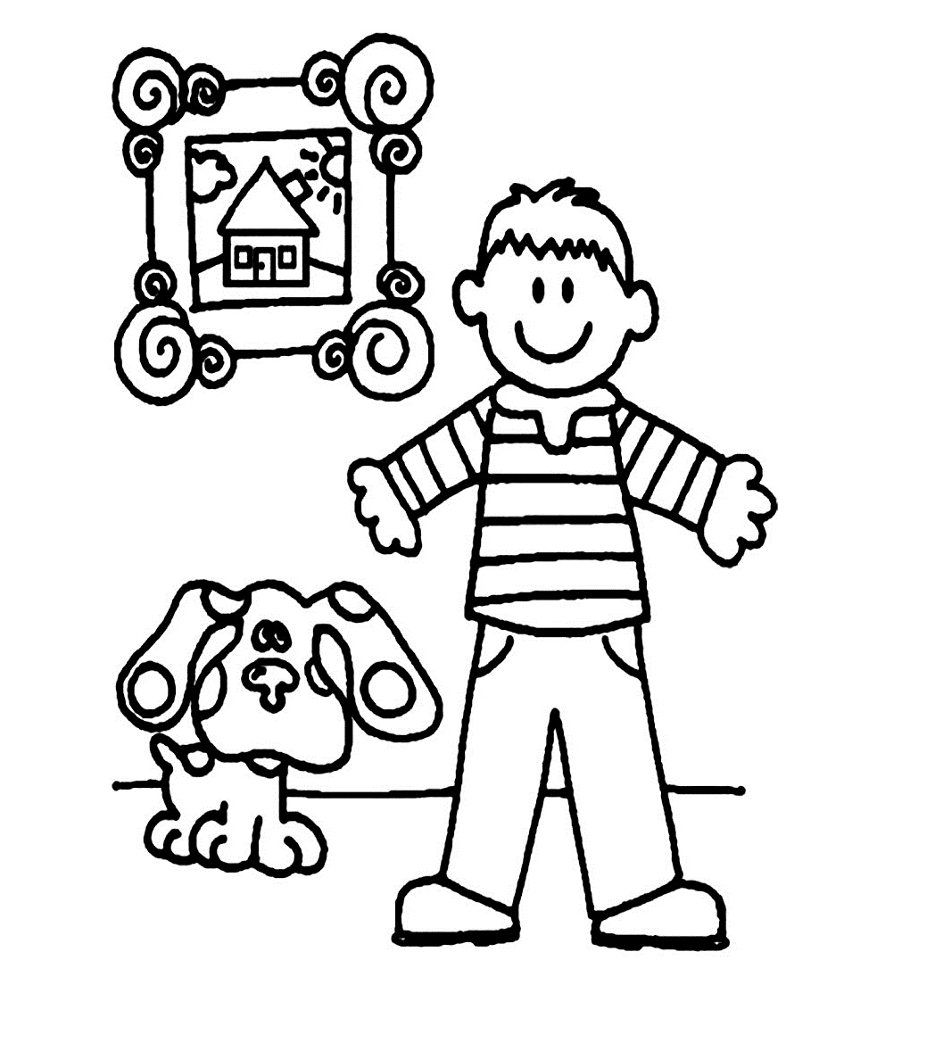free boy coloring pages free printable boy coloring pages for kids free coloring boy pages