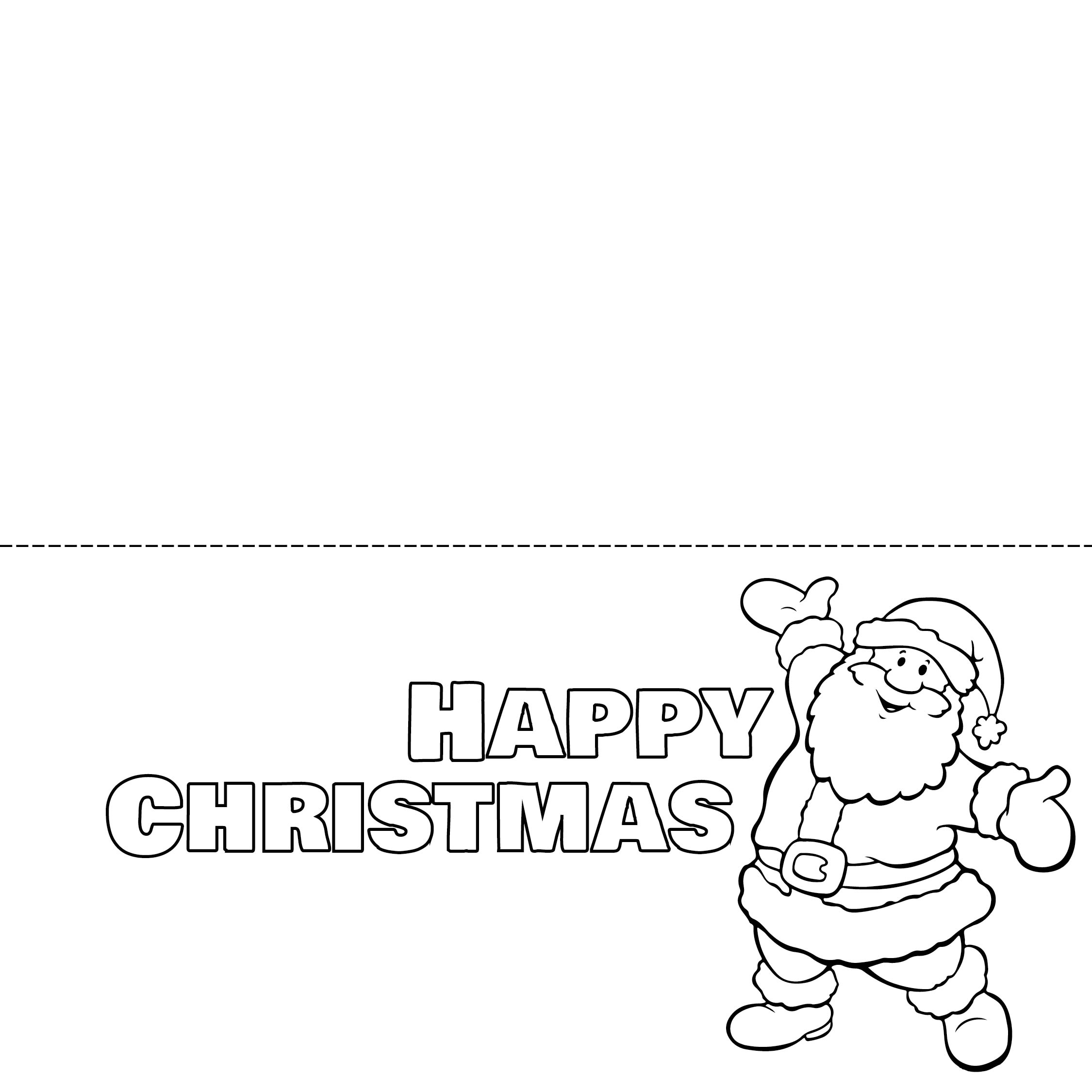 free coloring christmas cards santa in sleigh coloring pages download and print for free coloring free christmas cards