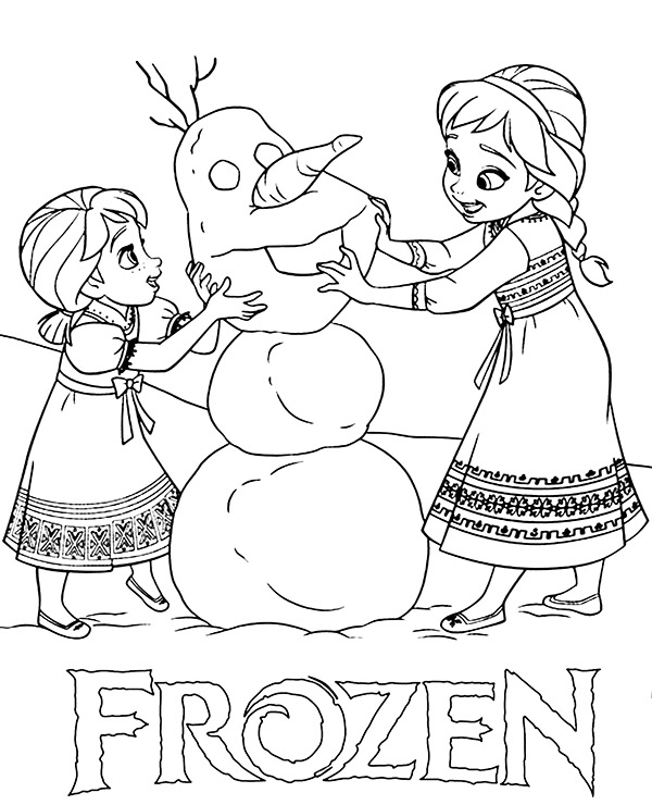 free coloring pages elsa and anna anna and elsa from disney frozen 2 hugging coloring page pages coloring free and anna elsa