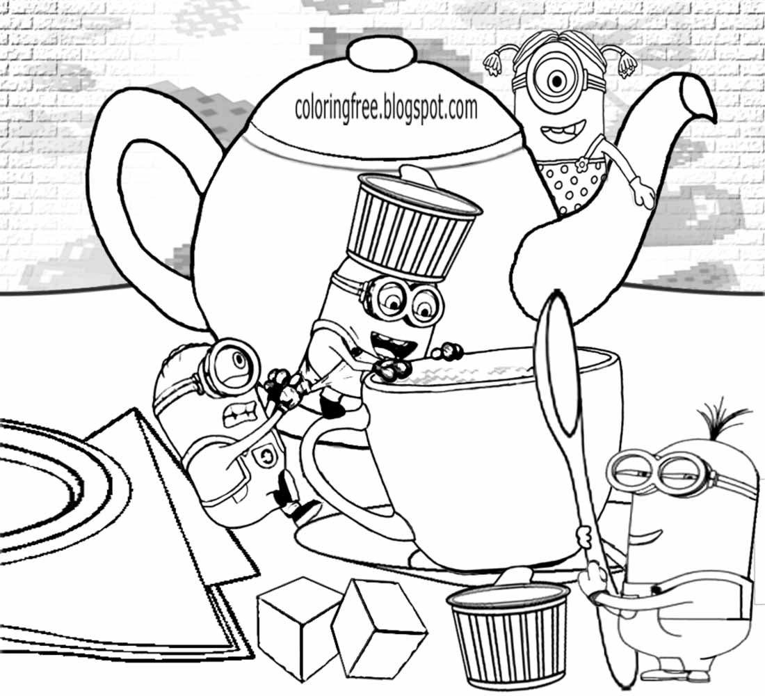 free coloring pages minions free coloring pages minions minions free pages coloring