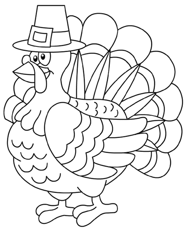 free coloring pages thanksgiving cute printable thanksgiving coloring pages at getdrawings thanksgiving pages coloring free
