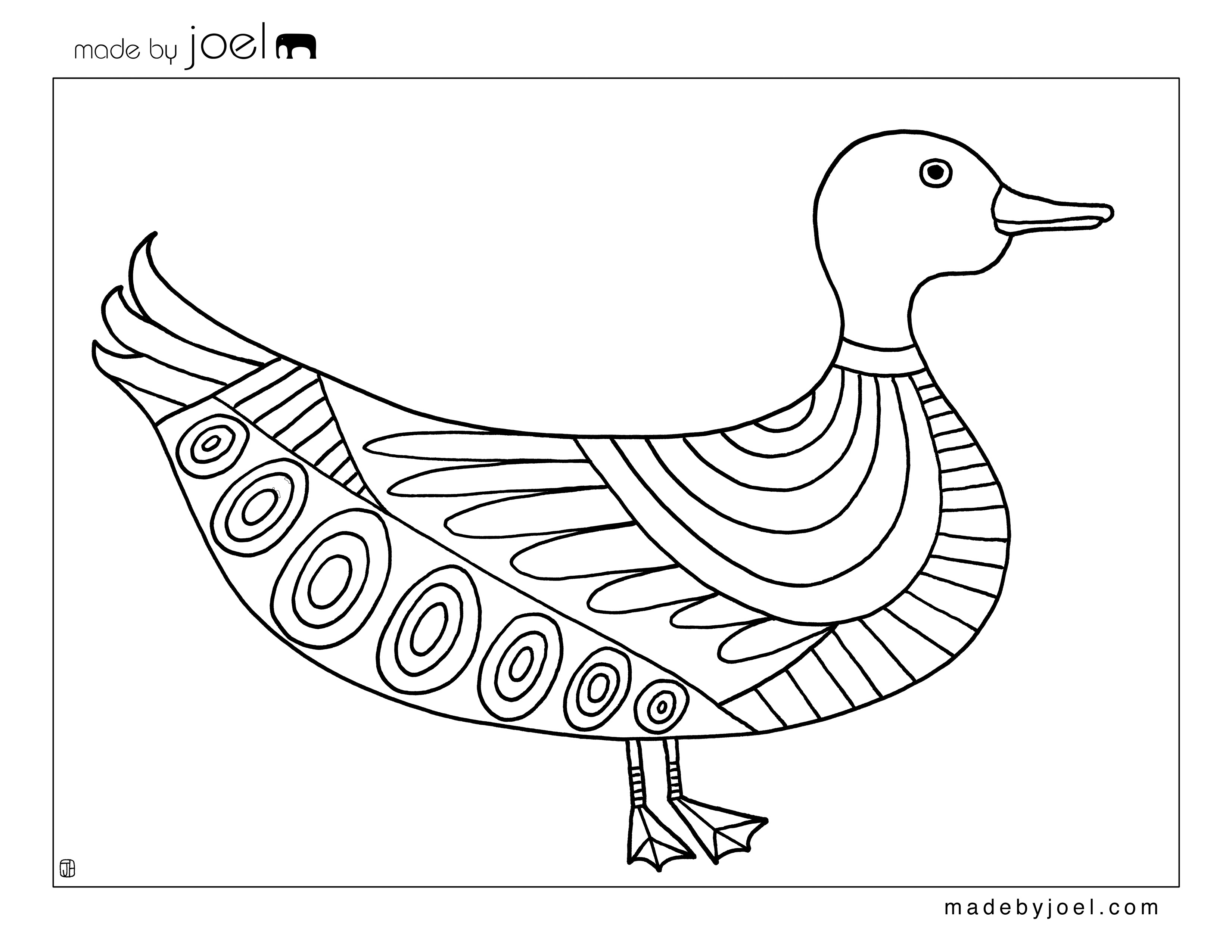 free duck coloring pages daffy duck coloring pages to download and print for free coloring duck free pages