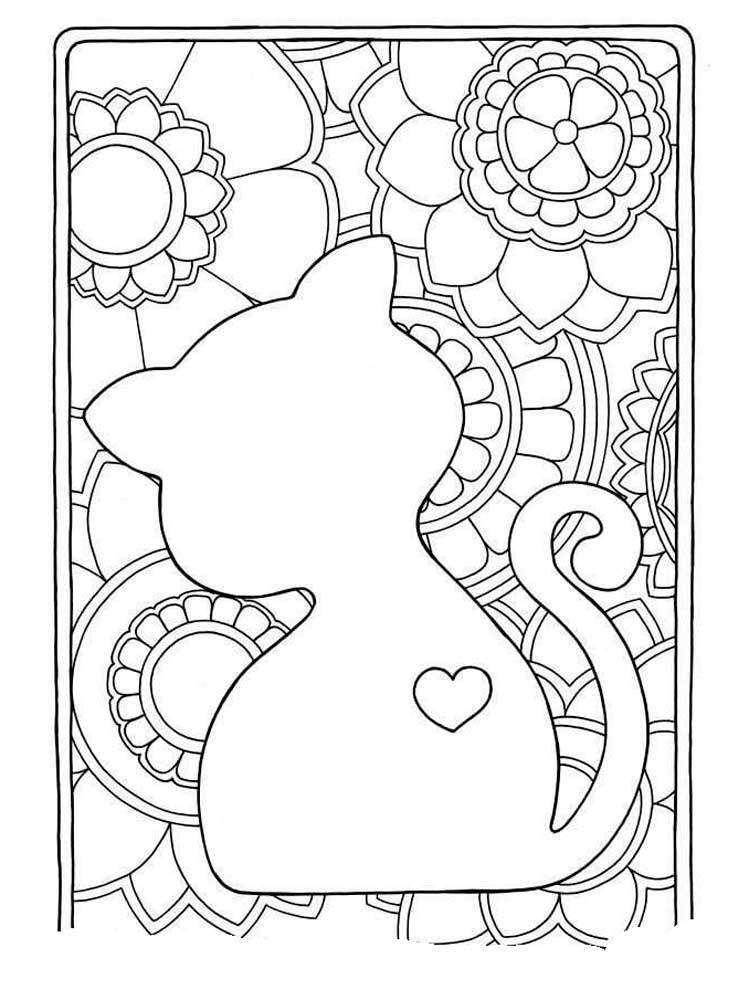 free easy coloring pages easy coloring pages of flowers at getdrawings free download easy coloring pages free